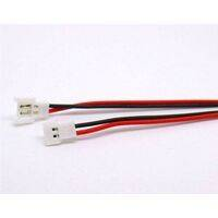 Mini Micro JST2.0 LOSI 2.0MM 2-Pin Connector plug male female with Wire In Pakistan