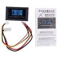 7 in 1 Universal Voltmeter Ammeter Electrical Parameter Tester