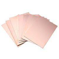 6X4 Double Sided Copper PCB Board FR4 Fiberglass PCB Board