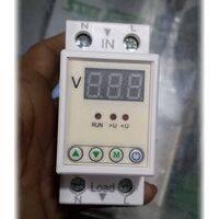 Over and Under Voltage Relay Protective Device V-Protector Protector VP-40A