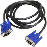 VGA Cable 1.5 Meter Male to Male D sub Video Extension