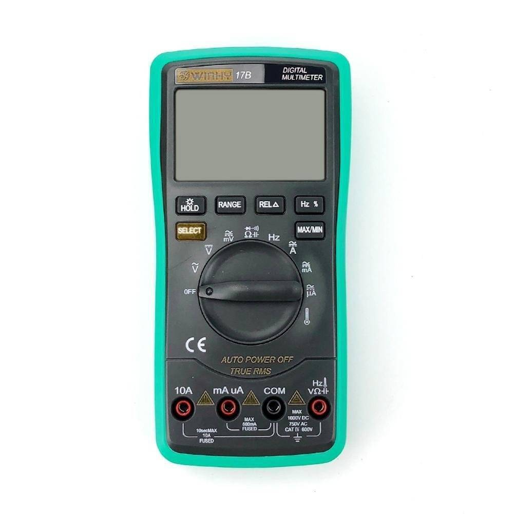 Winhy 17B Digital Multimeter DMM