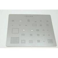 IC Chip BGA Reballing Stencil Kits Set Solder Template for Samsung S8