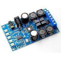 50Wx2 XY-502B Bluetooth Digital Amplifier Board Module Stereo Dual Channel DC 4.5-27V
