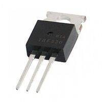 IRF 530 POWER MOSFET