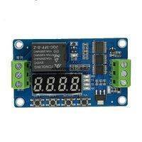 FRM01 Time Delay Cycle Self-lock Relay Control Module 18 Functions