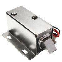 12V DC Cabinet Drawer Electric Door Lock Assembly Solenoid Lock