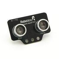 Robobloq Ultrasonic Sensor with RJ11 Connecting Wire in Pakistan