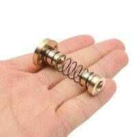 T8 Anti Backlash Spring Loaded Nut For CNC 8mm Threaded Rod Lead Screw