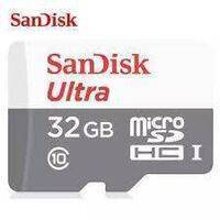 Class 10 SanDisk 32GB Ultra Micro SD Card  For Raspberry Pi