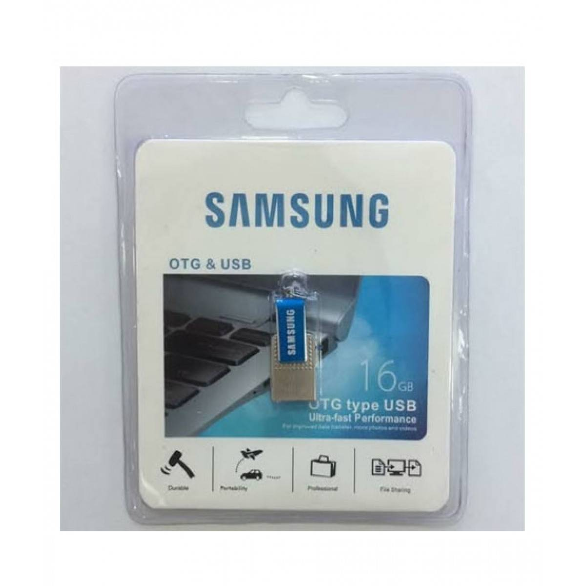 Samsung USB 16GB Pen Drive With OTG Supported