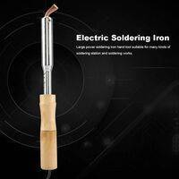 220V Heavy Duty Electric Soldering Iron 75W High Power Soldering Iron Chisel Tip in Lahore Pakistan
