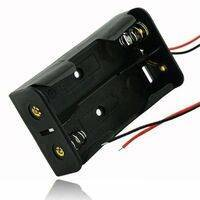 2x 18650 Cell Battery Holder