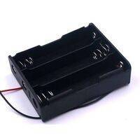 3x 18650 Battery Cell Case Holder