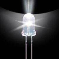 5mm White Led Light Bulb