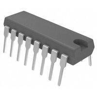 CD4511 BCD To Seven Segment Display Driver IC In Pakistan