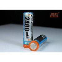 1 Piece Mp-18650 2400mAh 3.7V Lithium Ion Battery