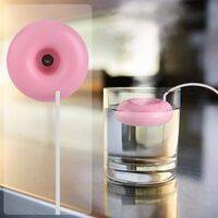 Donuts Shape Mini USB Humidifier Mist Maker Air Diffuser