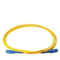 SC to SC Fiber Patch Cord Cable 3M