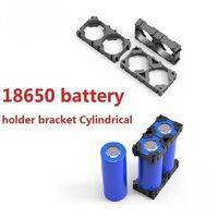 18650 lithium battery holder 2P