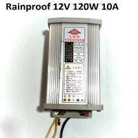 Rainproof Switching Power Supply 12V 120W For Outdoor LED Landscape Lighting
