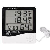 Digital Thermometer And Hygrometer HTC-2