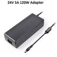 Power Supply Adapter 24V 5A 120W