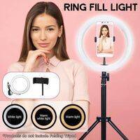 10 inch 26cm Selfie LED Ring Light For TikTok Tik Tok Without Stand