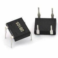1Amp 1000V Bridge Rectifier IC