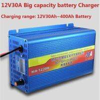 30A 12V Lead-Acid Battery Charger MA-1230