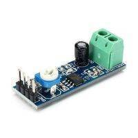 Audio Amplifier Module LM386 5-12V 10K Adjustable Resistance