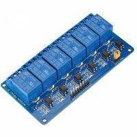 6 Channel 5V Relay Module For Arduino