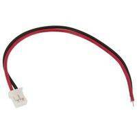 2mm Pitch JST2.0 Plug 2 PIN Extension Wire Connector
