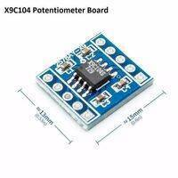 Digital Potentiometer Module X9C104 Controllable Resistor For Arduino