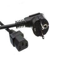 Standard Computer Power Cable Cord For PC Desktop