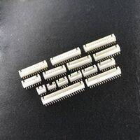 9 Pin 2.5mm JST XH Style PCB Mount Male Connector