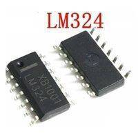 LM324 SMD General Purpose Op Amp IC