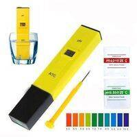 Pocket Size Digital LCD PH Meter pH-009 Pen Type Water Quality Tester