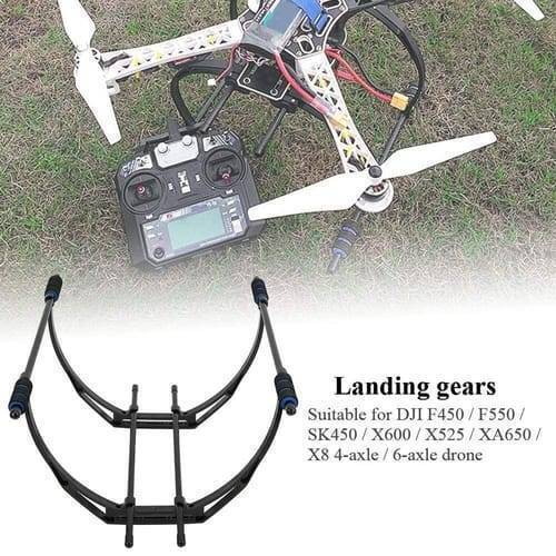 RC Drone Landing Gear Heightened Extended Landing Gear For Quadcopter