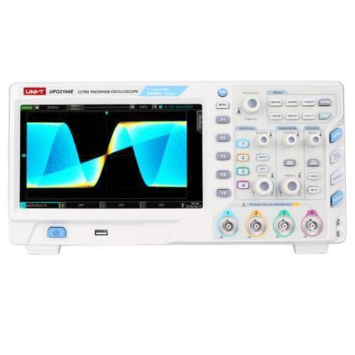 UNI T 4 Channel Oscilloscope UPO2104E