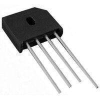 2A Bridge Rectifier For General Purpose Use