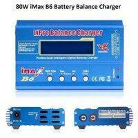 iMAX B6 Mini 80W 5A Digital DC Battery Balance Charger XT60 Plug