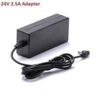 24V 2.5A Adapter AC To DC Switching Power Supply For LED CCTV LCD