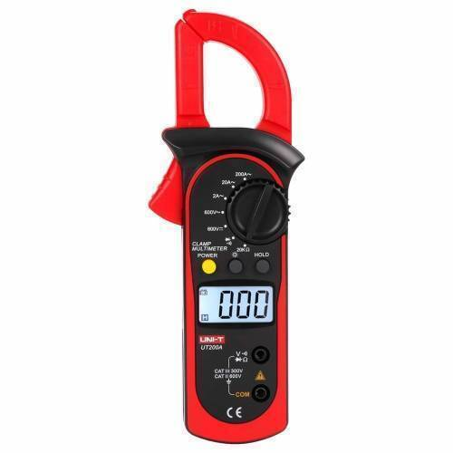 UT200A Digital Clamp Meter in Pakistan