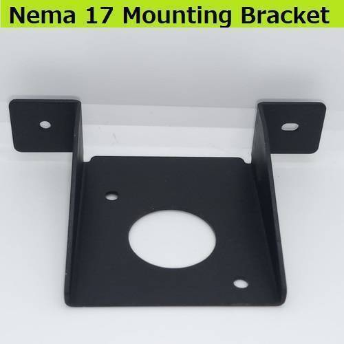 Nema17 Stepper Motor Mounting Bracket For CNC 3D Printer