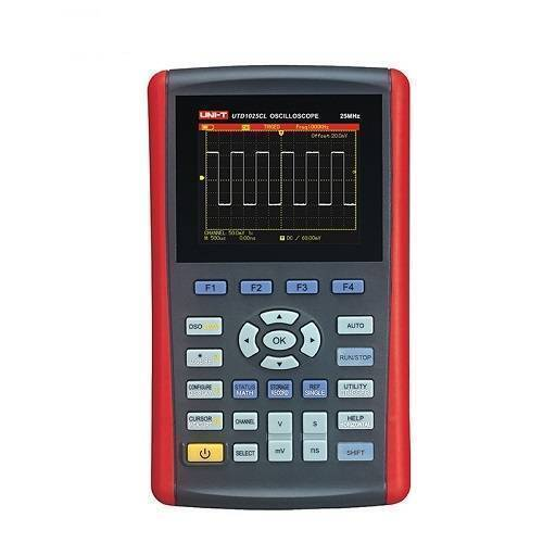 UNI T Portable Handheld Digital Oscilloscope UTD1025CL