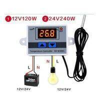 12V Digital Thermostat Temperature Controller XH-W3001