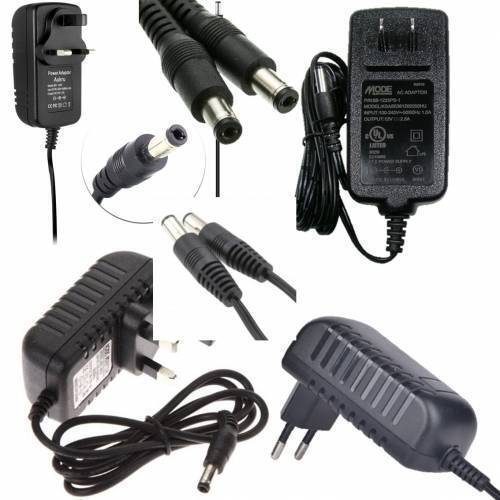 12v 2.5A AC DC Power Adapter Supply Charger