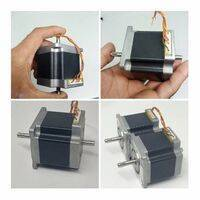 NEMA 23 2A Stepper Motor For CNC 3D Printer