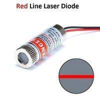 5mW 650nm Red Line Laser Module Focus Adjustable Laser Diode